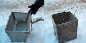 Как намыть мотыля зимой своими руками 25