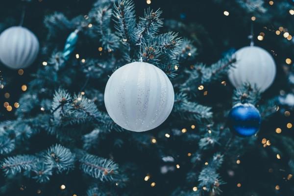 Чем украсить елку к Новому году 2018