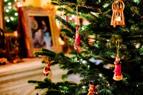 Елочные игрушки Дед Мороз