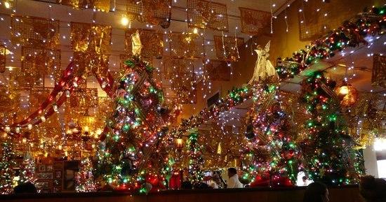 Гирлянды для украшения помещения на Новый год