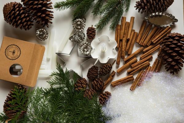 Как интересно украсить елку на Новый год