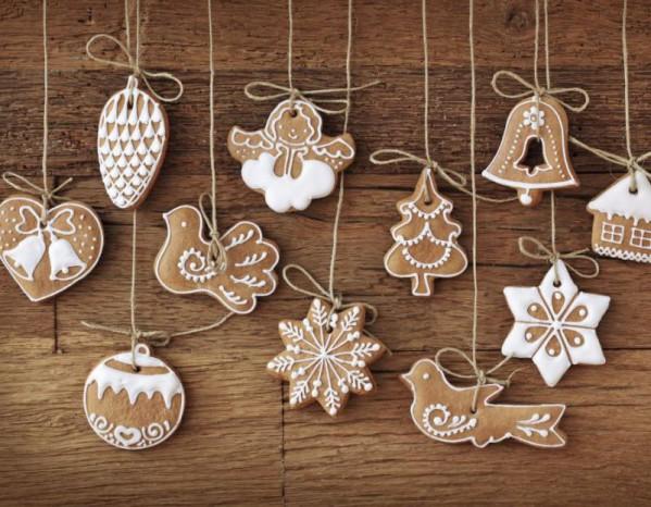 Как украсить дом на Новый год поделками и сувенирами