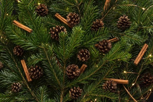 Как украсить елку на Новый год 2018