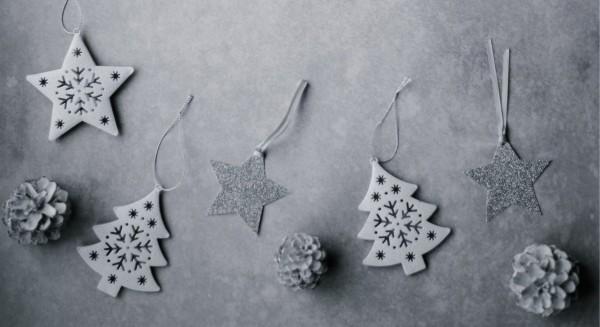 Как украсить елку на праздник в стиле минимализм