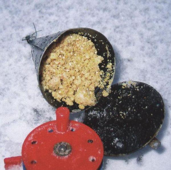 Рецепты прикормки для зимнего леща