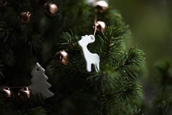Стили украшения новогодней елки