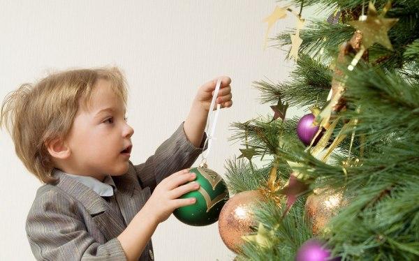 Украшение детской комнаты к Новому году 2018