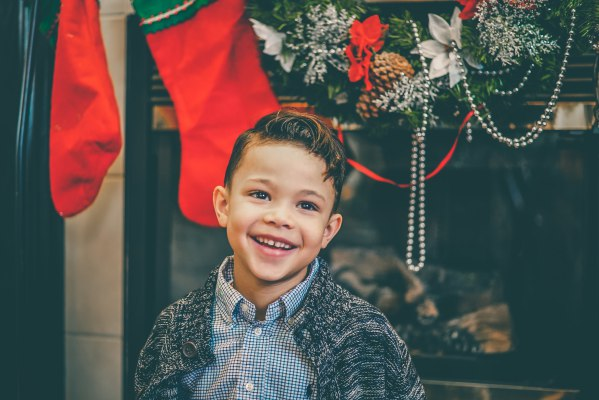 Украшение детской комнаты к Новому году