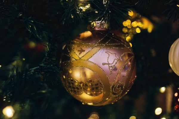 Украшение квартиры к Новому году фото