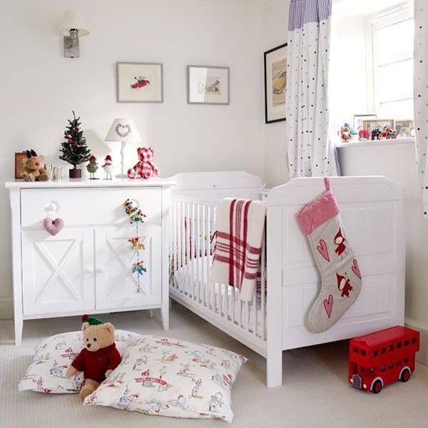 Украшения для детской комнаты к Новому году