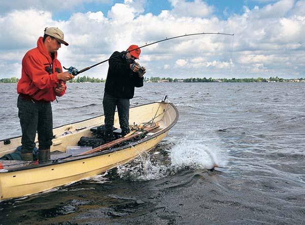 морская рыбалка в заброс