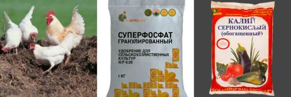 сульфат калия для томатов в теплице