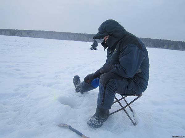 Влияние погоды на зимнюю ловлю леща